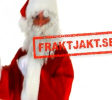 fraktjakt julreklam