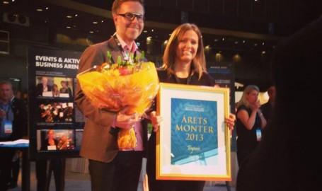 Tengbom vinner pris med Motljusfilm
