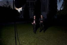 machinista bakom kulisserna fotografering